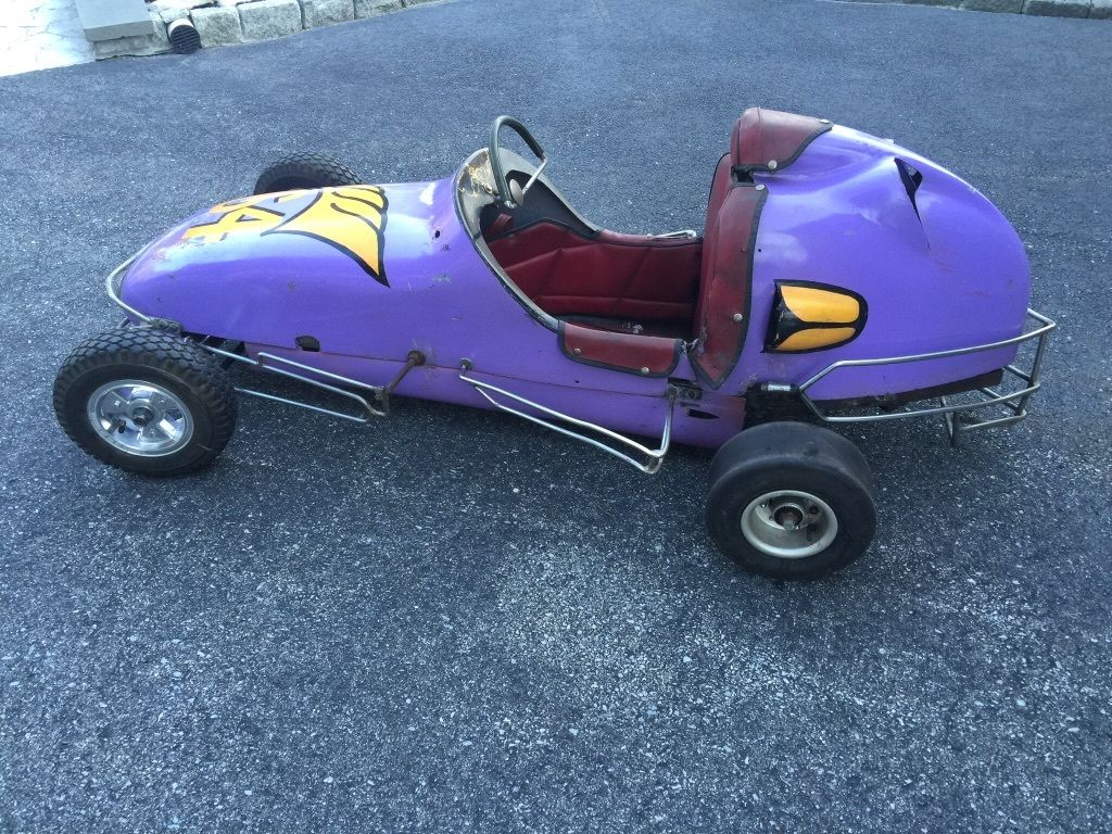 Cart midget mini racing