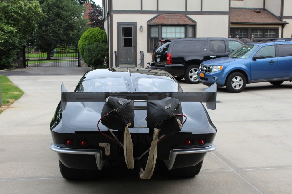 1963 Chevrolet Corvette Double Framrail 6.00 Certified Promod ...
