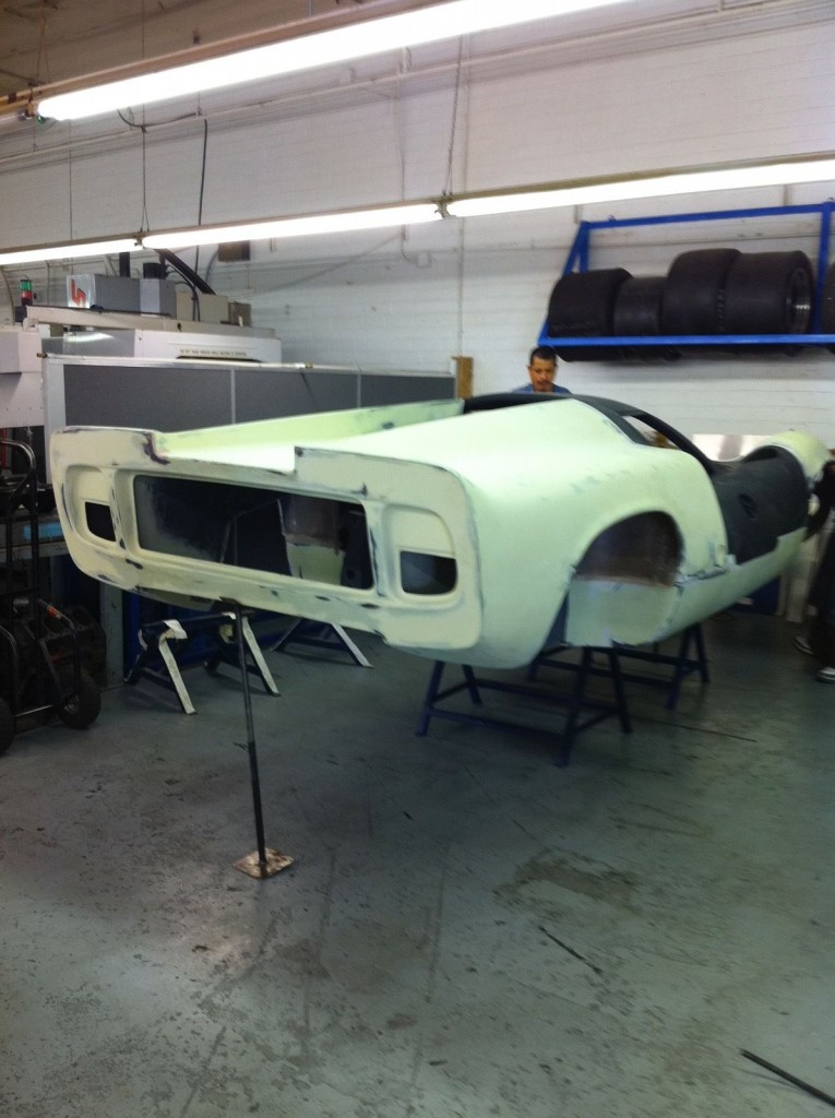 1967 LOLA T70 MK3 Coupe project, HSR, SVRA, SCCA, Goodwood, vintage