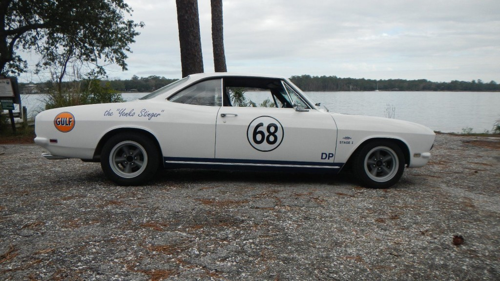 1968 chevrolet corvair yenko stinger clone street legal race car for sale. Black Bedroom Furniture Sets. Home Design Ideas
