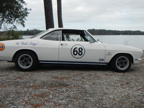 1968 Chevrolet Corvair Yenko Stinger Clone Street Legal Race Car for sale