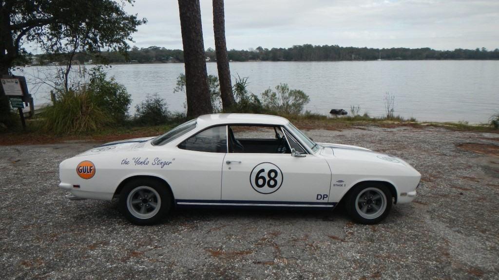 Corvair Race Car