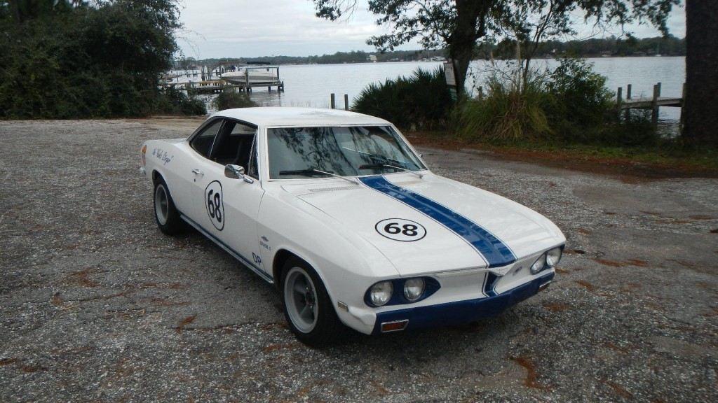1968 Chevrolet Corvair Yenko Stinger Clone Street Legal