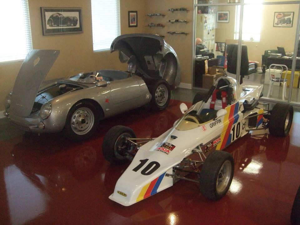 1974 Lola T340 Formula Ford SCCA Vintage Race Car for sale