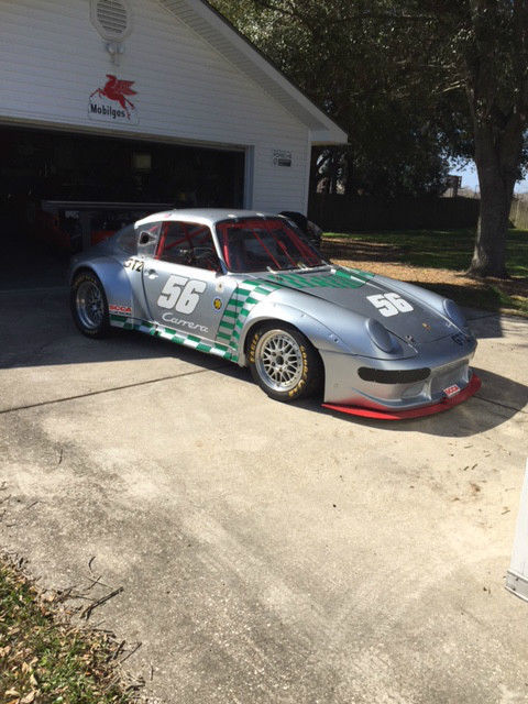1995 porsche 911 gt2 tube frame race car for sale. Black Bedroom Furniture Sets. Home Design Ideas