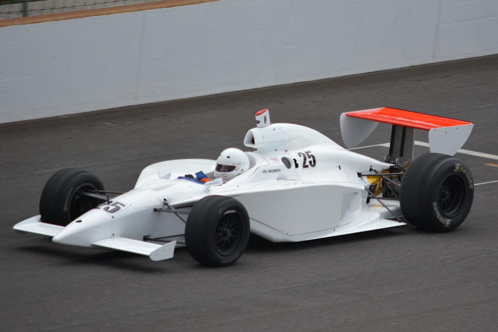 Indycar  Car Specs