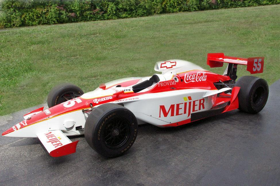 2002 indycar g force race car for sale for Motor cars for sale
