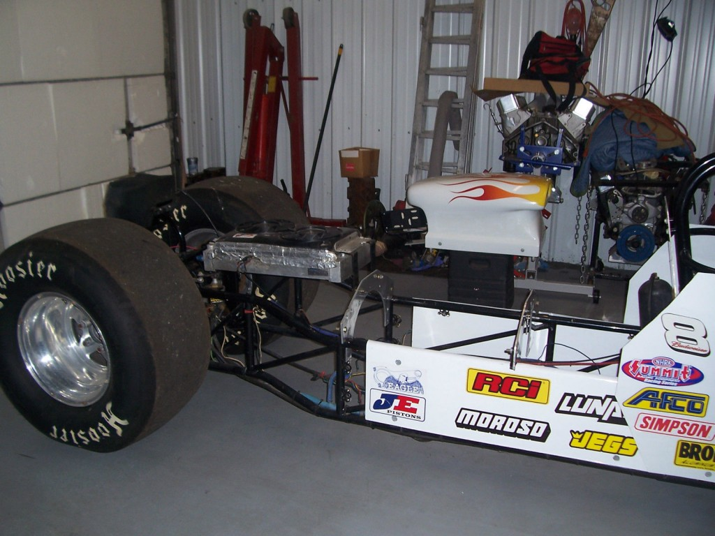 Contemporary Race Car Rolling Chassis For Sale Frieze - Classic Cars ...