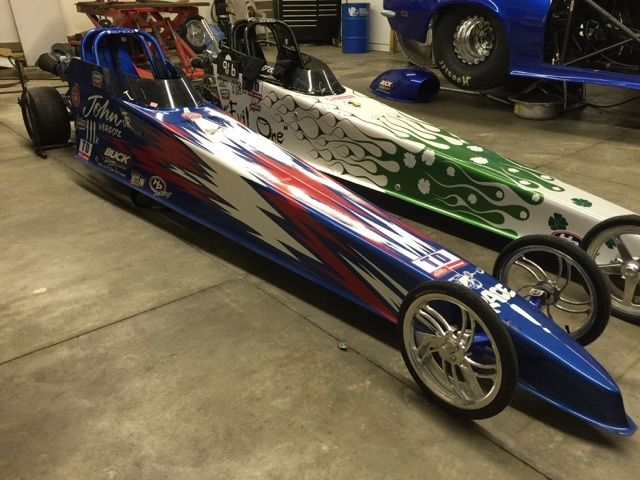 2005 Half Scale Jr Dragster For Sale