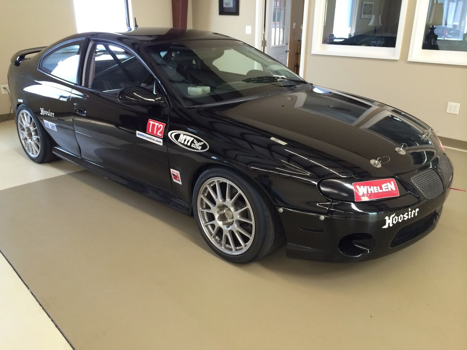 2005 Pontiac Gto Pro Built Grand Am Koni Challenge Car For