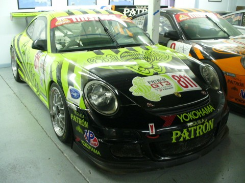 2008 Porsche 997 GT3 CUP Challenge Patron Tequila Team Daytona Sebring 901 for sale