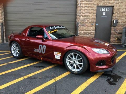 2009 Mazda MX5 Elginracing SCCA NASA TT Track Day for sale