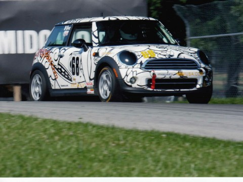 2011 Mini Cooper Race Car B Spec SCCA or Pro Class for sale