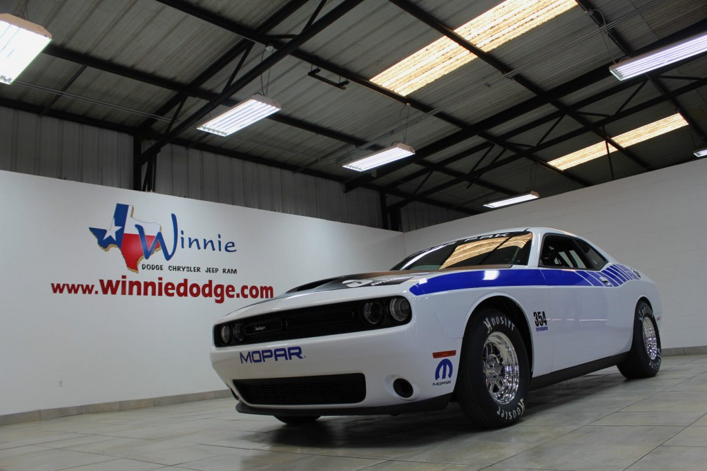 2016 Challenger Drag Pak #20 of 35 354 Supercharged hemi Consistant 8 Second for sale