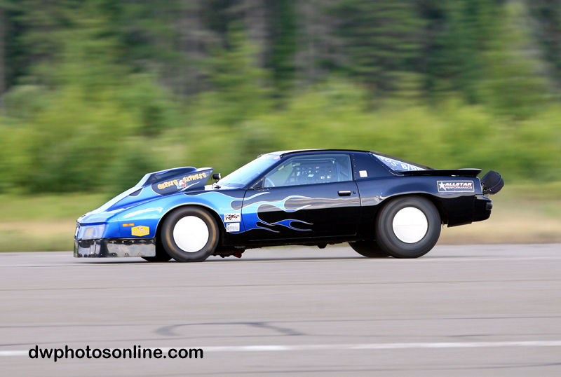 204 mph standing mile lsr pontiac firebird for sale for Motor mile auto sales