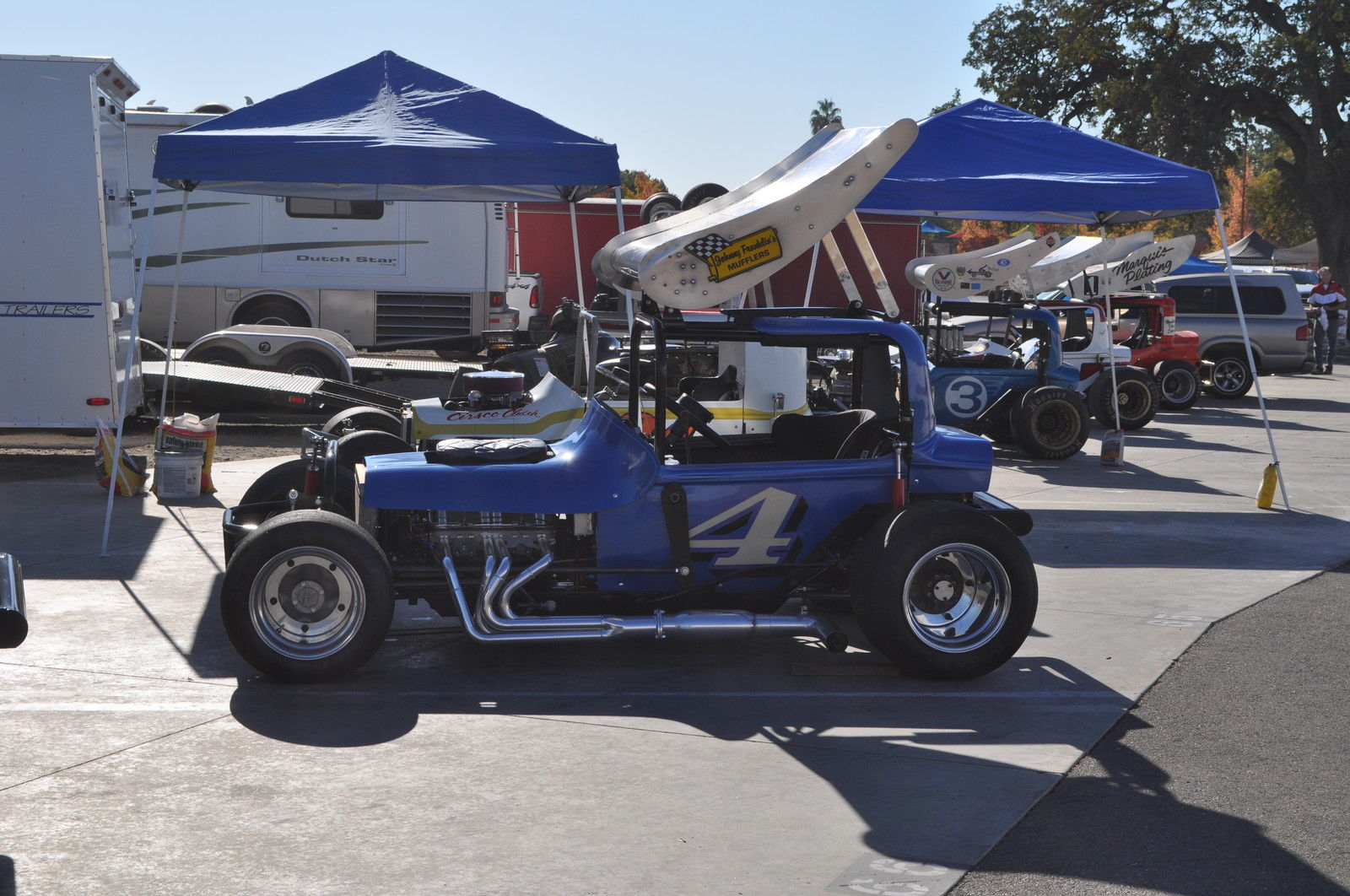 60s Vintage Super Modified Racing for sale