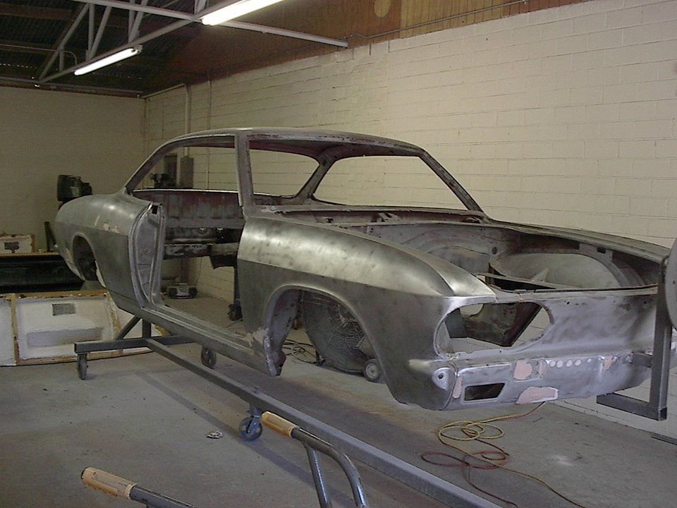 Chevrolet Corvair Performance Road Race Supercar For Sale