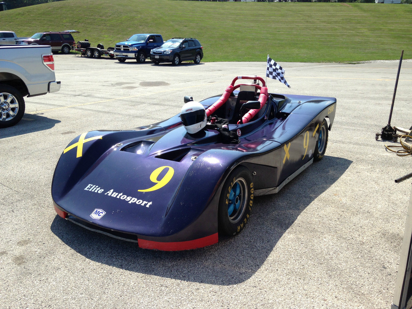 Gen2 Spec Racer Ford For Sale