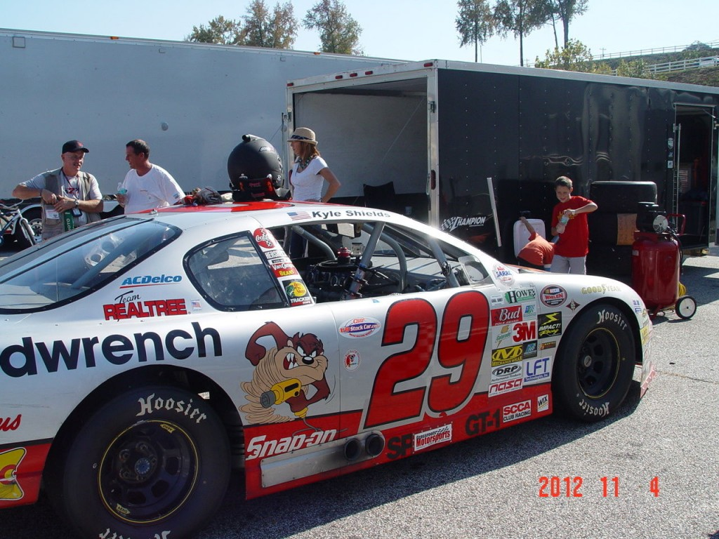 "GT 1, SPO, HSR Nascar 2002chevy Monte Carlo Goodwrench ""Kevin ..."