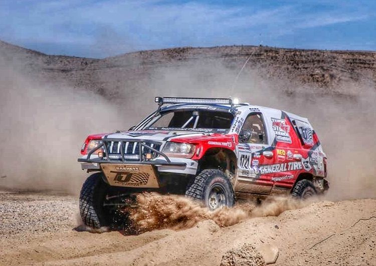 Jeepspeed Desert Race Truck Pre Runner Or Rally Truck For Sale