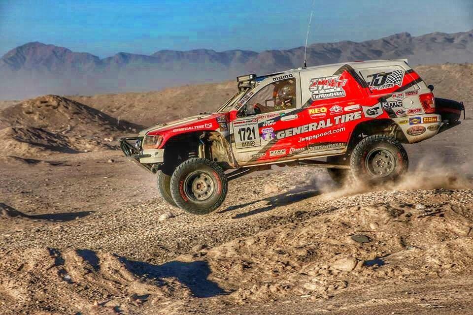 jeepspeed desert race truck pre runner or rally truck for sale
