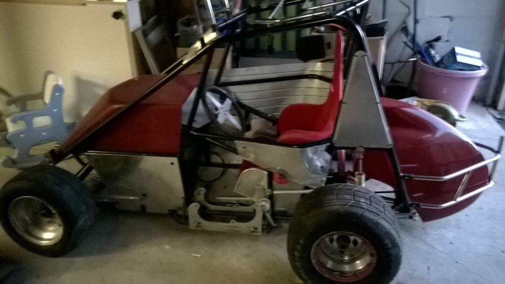 Lightning Sprint Car For Sale