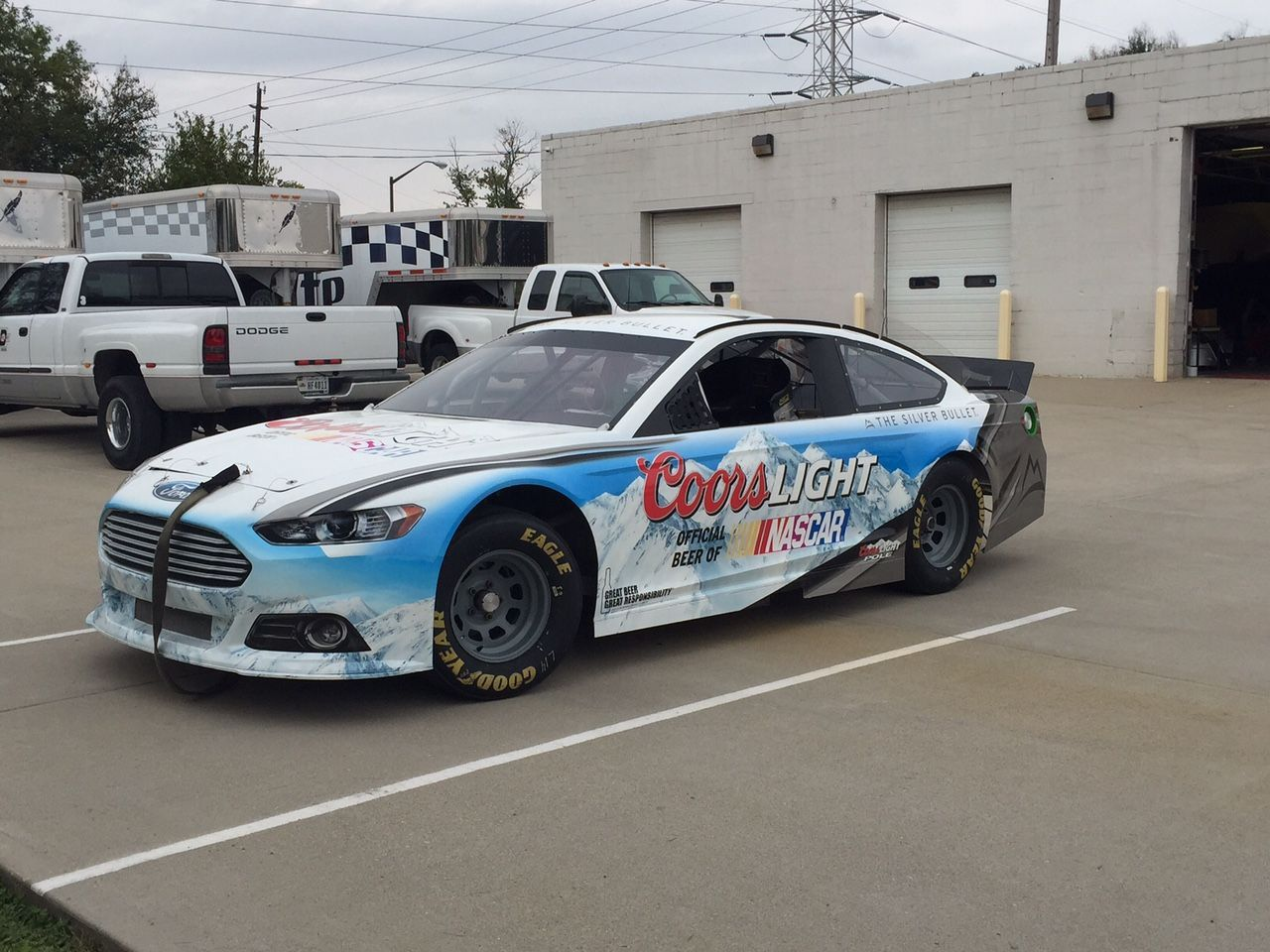 Nascar Show Car Ford Fusion For Sale