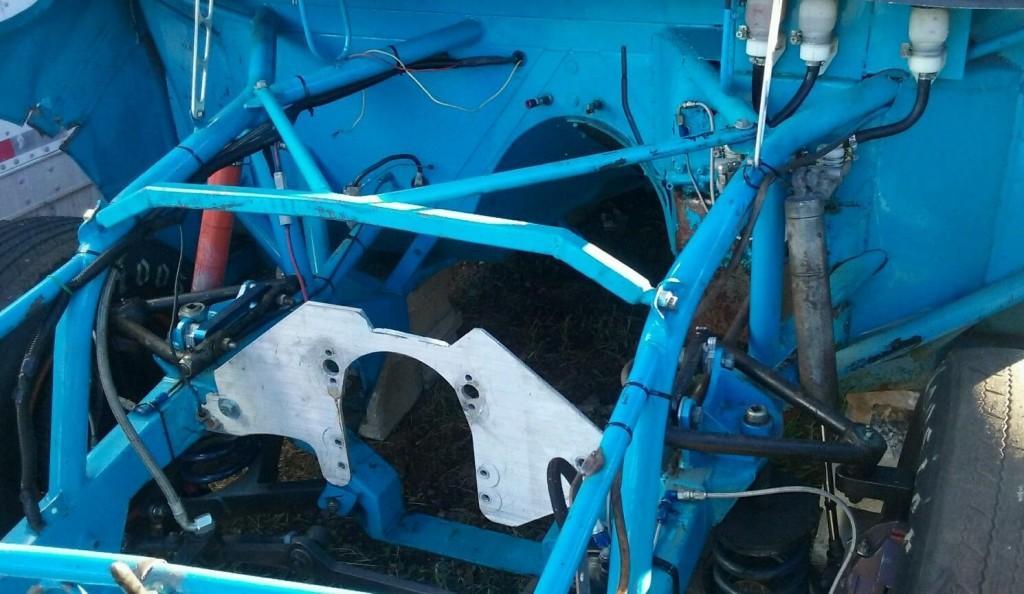 older bobby Hamilton sr truck tube chassis for sale