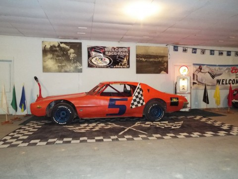 Pontiac GTO Full Fendered Race Car for sale