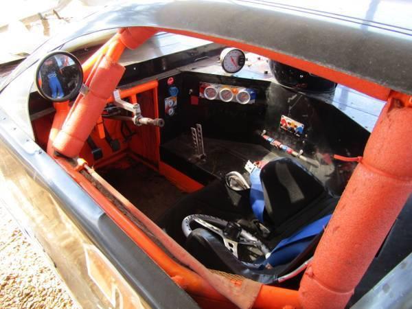 Sportsman RACE CAR W/355 Chevrolet Engine Manual