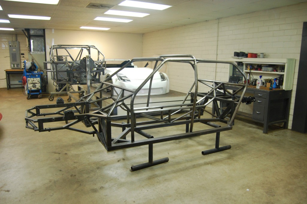 Rock Bouncer For Sale >> XJ6 XJ2 Jaguar Performance Chassis for sale