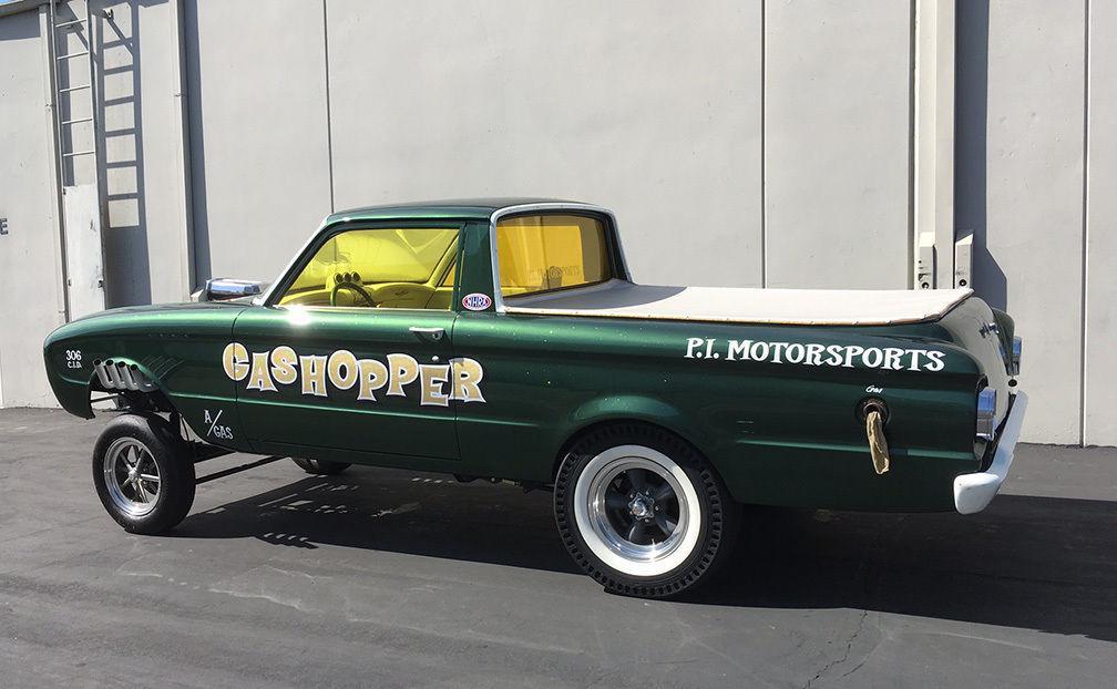 1961 Ford Falcon Ranchero Gasser Gashopper For Sale