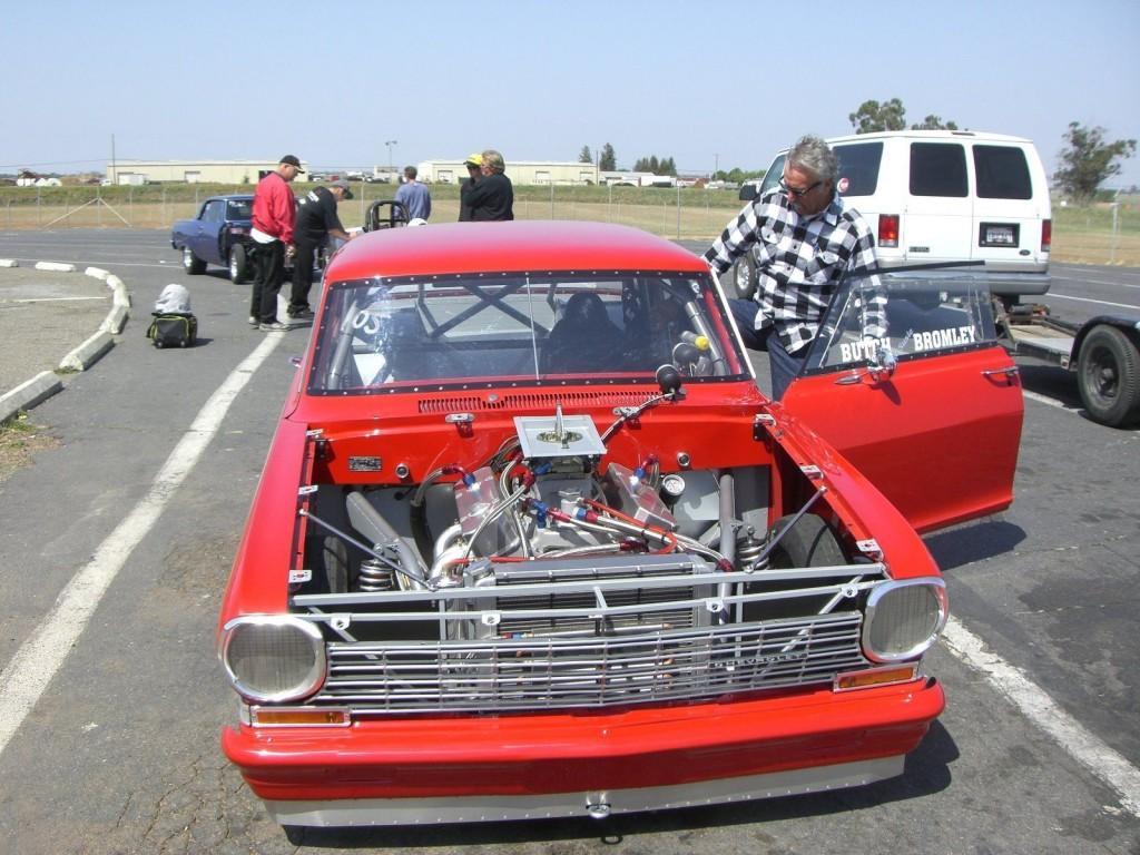 1964 Chevrolet Nova Drag Racing Race Car for sale