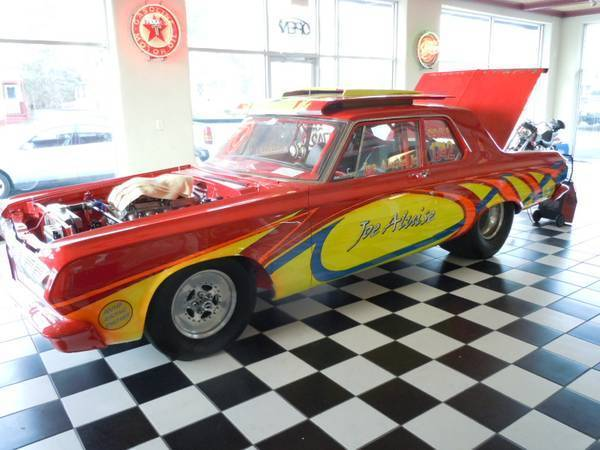 Plymouth Super Stock Hemi Race Car For Sale
