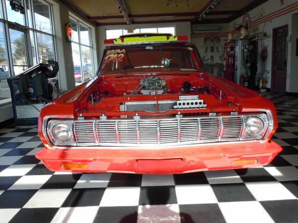 1964 Plymouth Super Stock HEMI Race Car