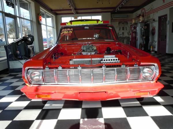 1964 Plymouth Super Stock Hemi Race Car For Sale