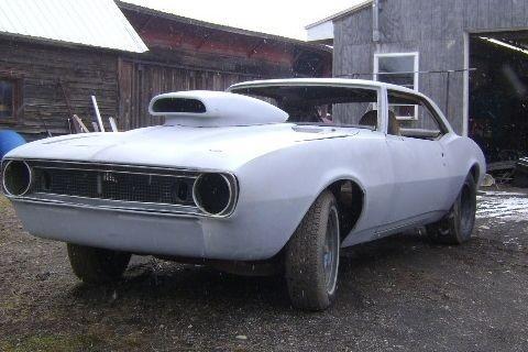 1967 Camaro Firebird Race Car Project for sale