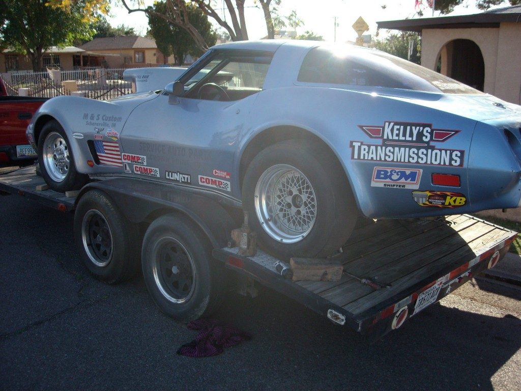 1978 chevrolet corvette drag car for sale. Black Bedroom Furniture Sets. Home Design Ideas