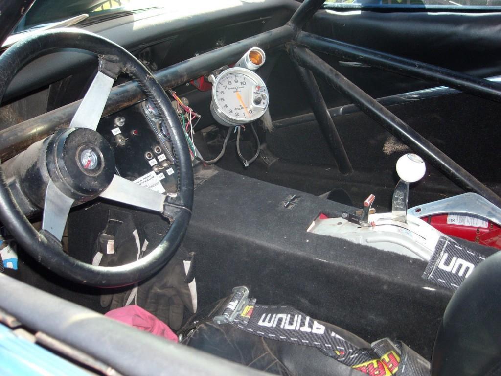 1978 Chevrolet Corvette Drag Car