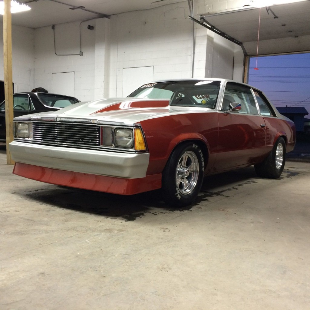 1979 Chevrolet Malibu Race Car For Sale