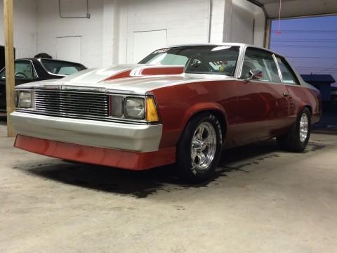1979 Chevrolet Malibu Race Car for sale