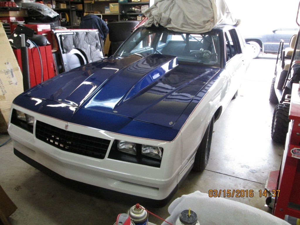 1984 Chevrolet Monte Carlo SS Race Car for sale