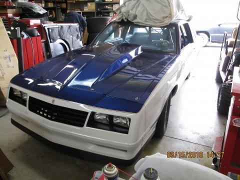 1984 Chevrolet Monte Carlo SS Race Car for sale
