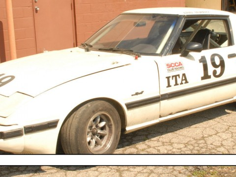 1984 Mazda RX7 Track Car for sale