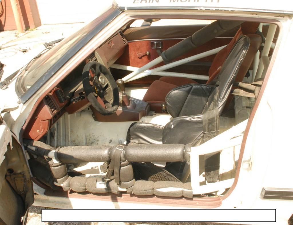 1984 Mazda RX7 Track Car