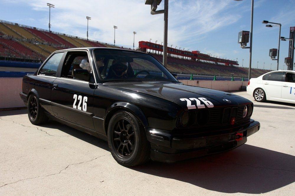 1989 BMW E30 325is HPDE Car