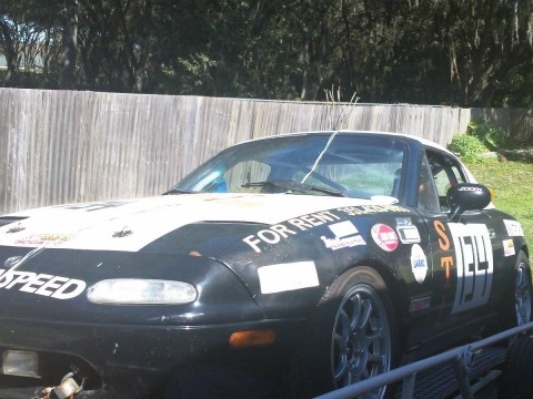 1993 SCCA Spec Miata 1.6 for sale