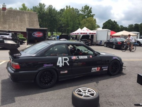 1995 BMW E36 M3 S54 Race Car for sale