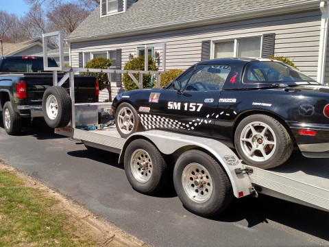 1996 Mazda Miata R Spec Racing Race Car for sale