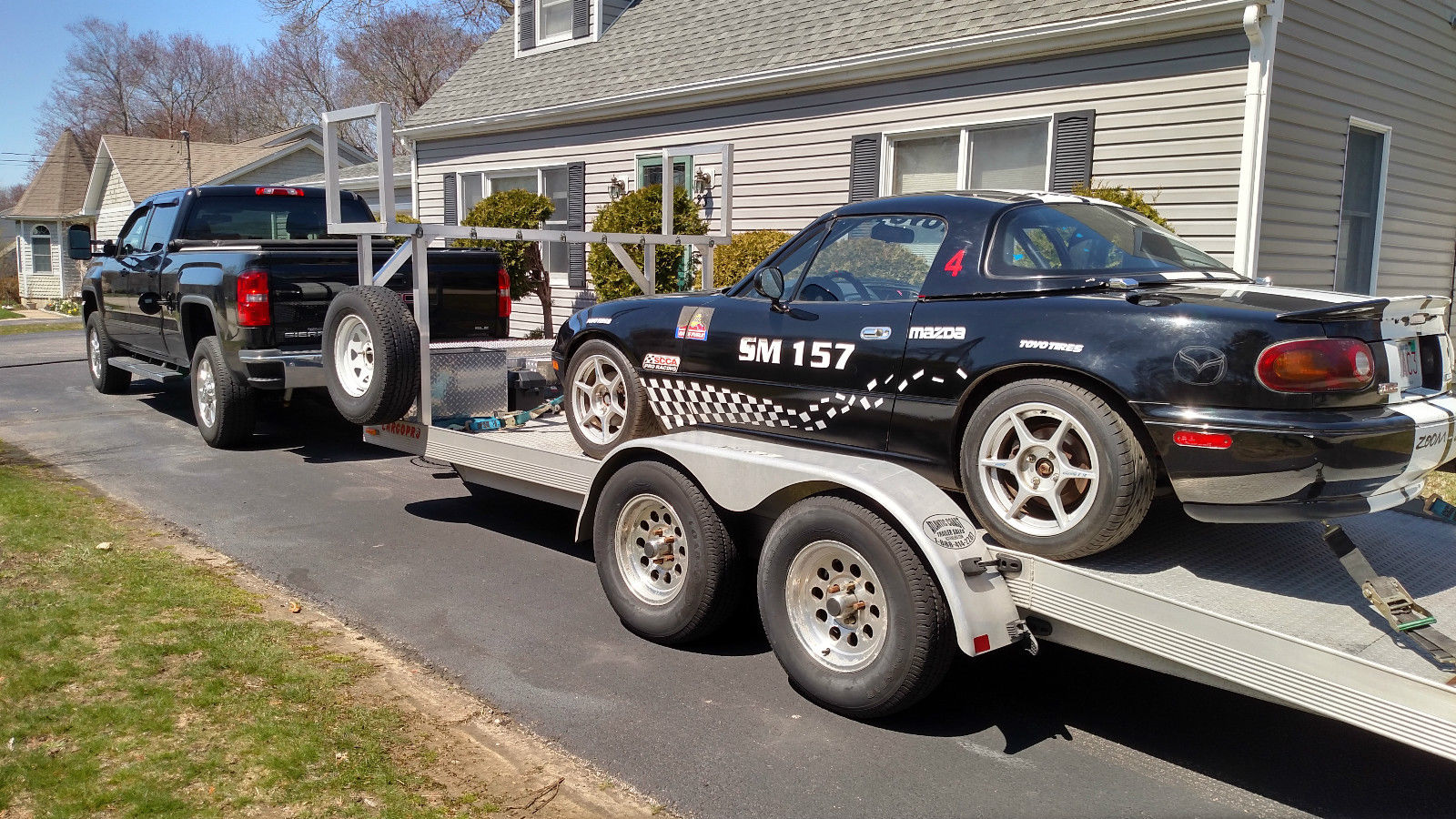 Spec Miata For Sale >> 1996 Mazda Miata R Spec Racing Race Car for sale